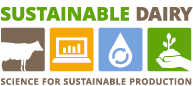 dairy greenhouse gas project logo